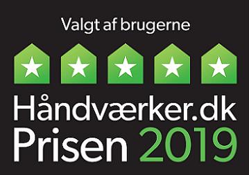 Murermester Mads Tolderlund, haandvaerker prisen 2019