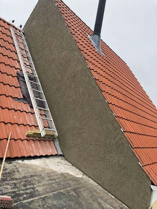 Murermester med speciale i Isolering af gavl i Frederiksværk