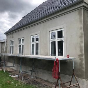 Gøre dine byggeprojekter til virkelighed med en professionel facaderenovering