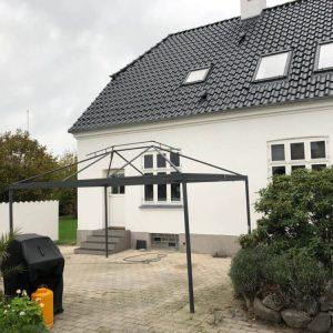 Effektiv facaderenovering i Frederikssund hos Murermester Mads Tolderlund